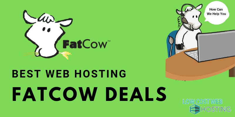 Fatcow Hosting Deals