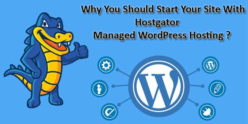 Get Started With Hostgator WordPress Hosting