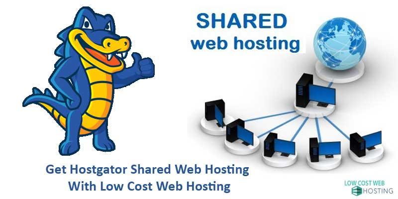 Hostgator Shared Web Hosting