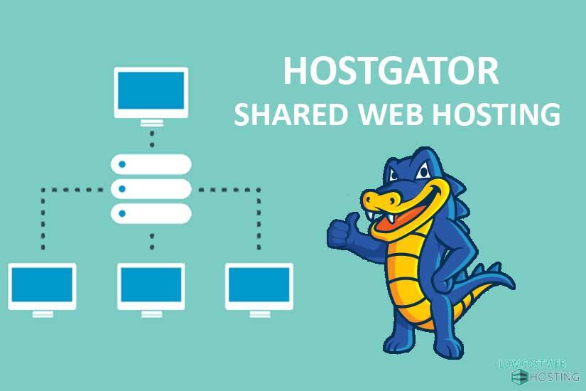 Hostgator shared hosting plan