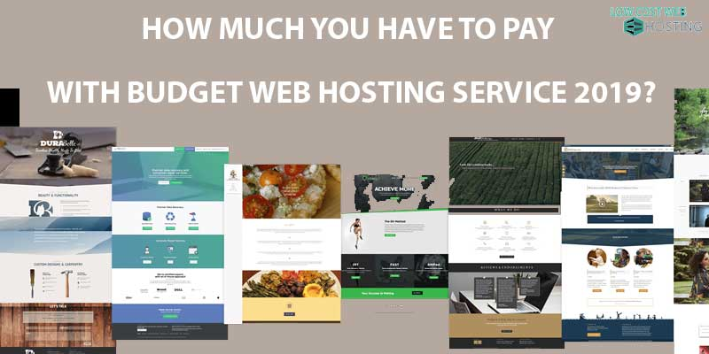 Budget Web Hosting Service Provider