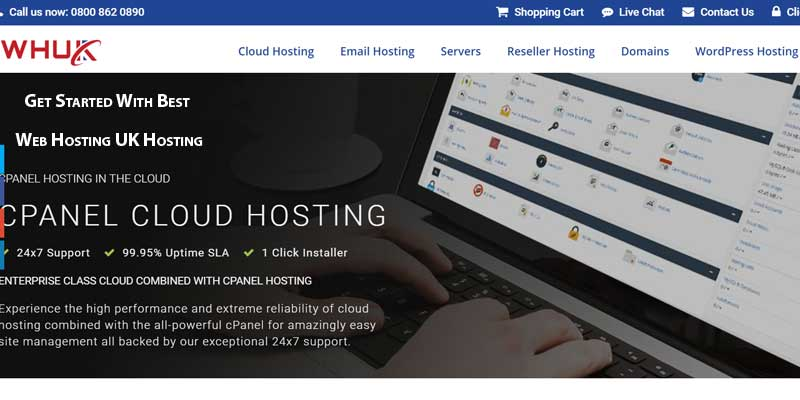 WebHosting UK Coupon Codes