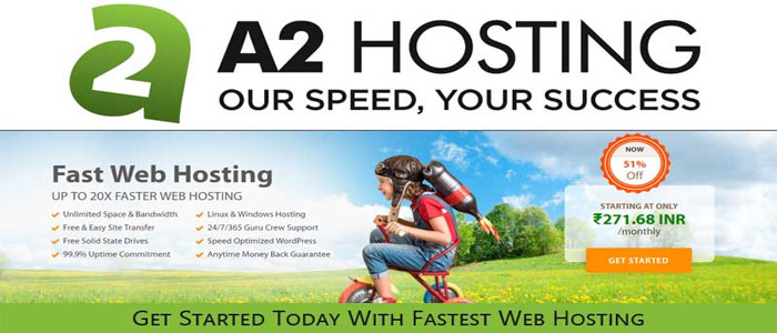 A2 Web Hosting Deal
